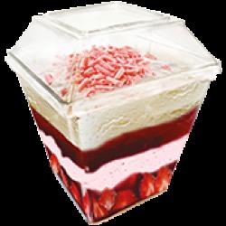 «Strawberry dessert»
