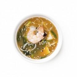 Місо суп з креветкою